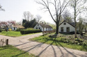 Koloniehuizen in Frederiksoord NL, RCE