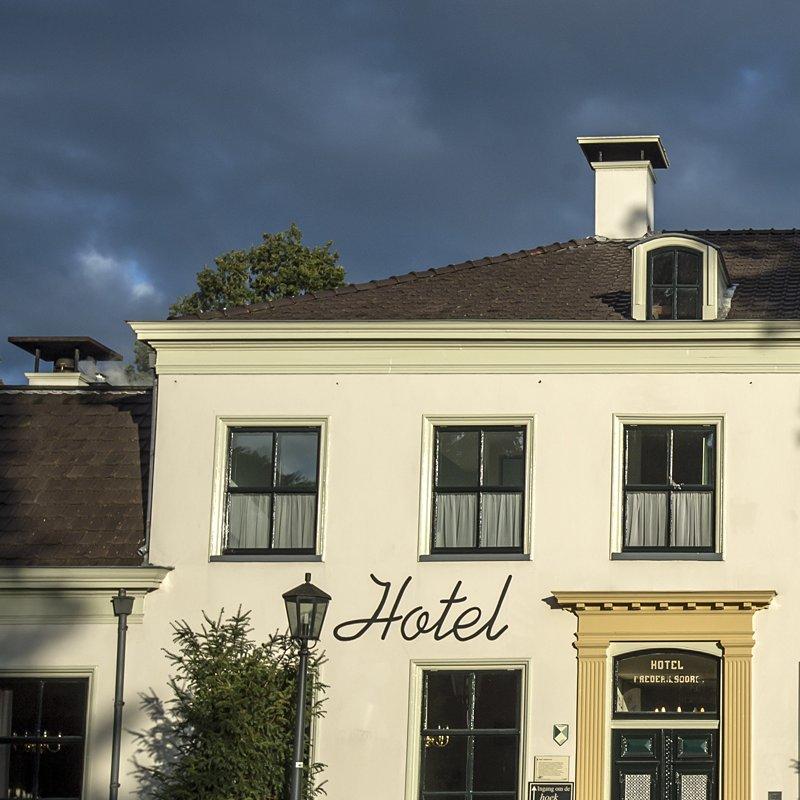 Frederiksoord;Nederland;gebouw;overnachten;2016;James van Leuven