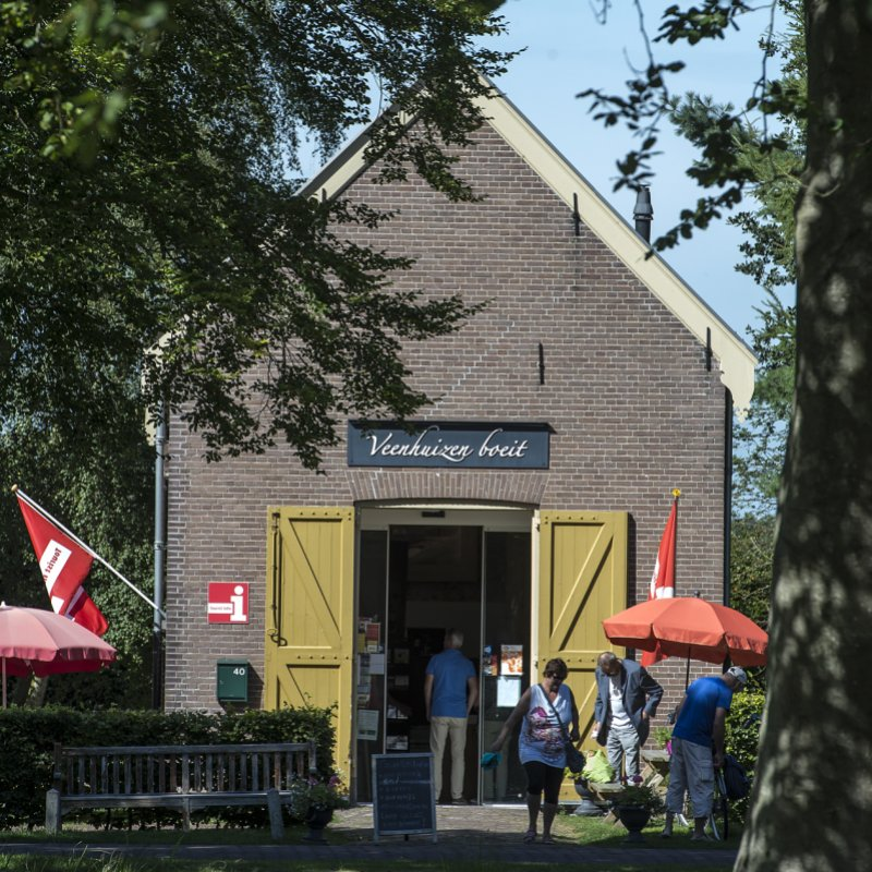 Veenhuizen;Nederland;toerisme;James van Leuven;2016