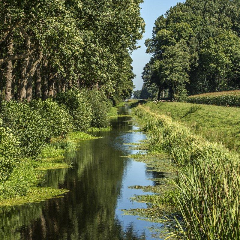 Veenhuizen;Nederland;landschap;James van Leuven;2016