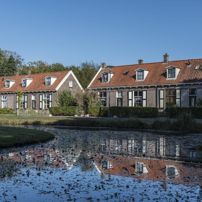 Veenhuizen;Nederland;gebouw;James van Leuven;2016