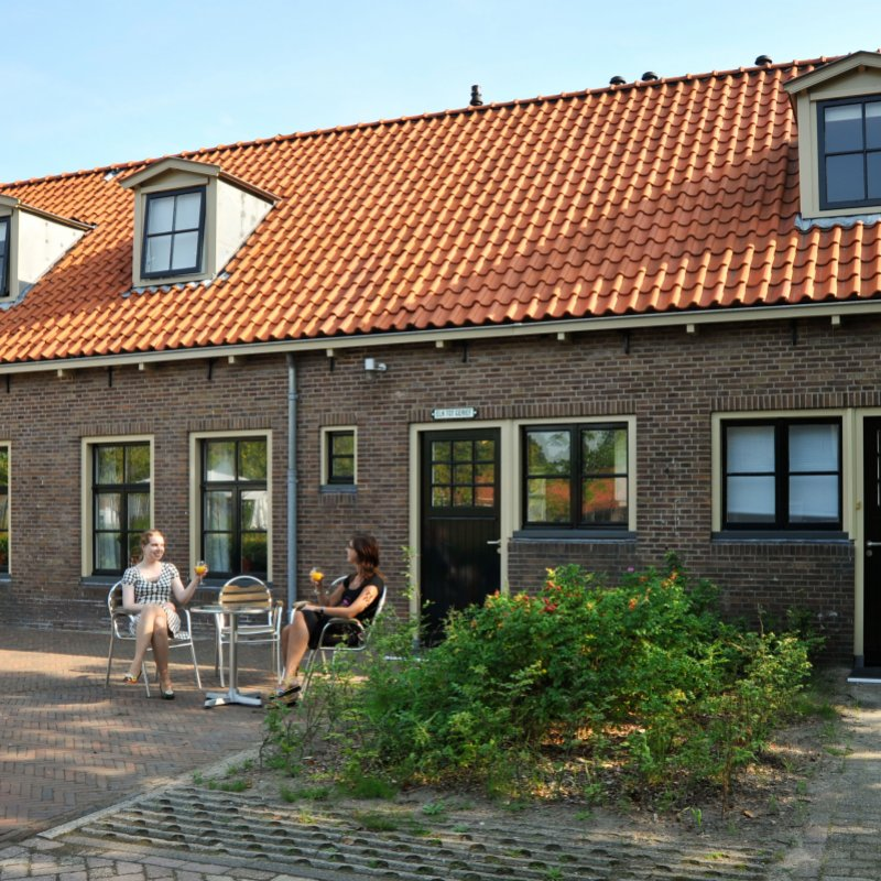 Veenhuizen;Nederland;overnachten