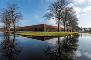 Het Tweede Gesticht in Veenhuizen NL, James van Leuven